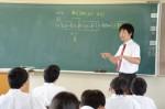平成28年度体験入学<二日市中学校>【30】