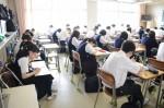 平成28年度体験入学<二日市中学校>【31】