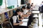 平成28年度体験入学<二日市中学校>【32】