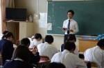 平成28年度体験入学<二日市中学校>【33】