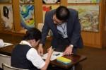 平成28年度体験入学<二日市中学校>【35】