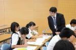 平成28年度体験入学<二日市中学校>【43】