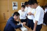 平成28年度体験入学<二日市中学校>【53】