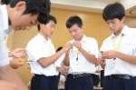 平成28年度体験入学<二日市中学校>【54】