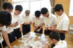 平成28年度体験入学<二日市中学校>【57】