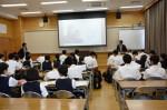 平成28年度体験入学<二日市中学校>【58】