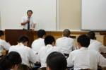 平成28年度体験入学<二日市中学校>【67】