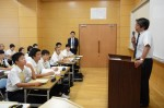 平成28年度体験入学<二日市中学校>【68】