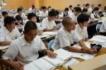 平成28年度体験入学<二日市中学校>【69】
