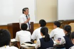 平成28年度体験入学<二日市中学校>【70】
