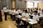 平成28年度体験入学<二日市中学校>【71】