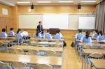 平成28年度体験入学<春日南中学校>【2】