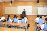 平成28年度体験入学<春日南中学校>【5】