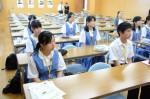 平成28年度体験入学<春日南中学校>【8】
