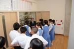 平成28年度体験入学<春日南中学校>【17】