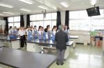 平成28年度体験入学<春日南中学校>【19】