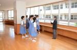 平成28年度体験入学<春日南中学校>【20】