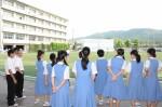 平成28年度体験入学<春日南中学校>【22】