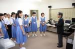 平成28年度体験入学<春日南中学校>【24】