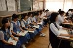 平成28年度体験入学<春日南中学校>【25】