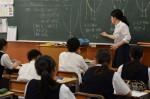 平成28年度体験入学<春日南中学校>【29】