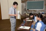 平成28年度体験入学<春日南中学校>【33】