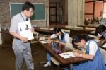 平成28年度体験入学<春日南中学校>【36】