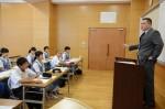 平成28年度体験入学<春日南中学校>【41】
