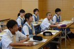 平成28年度体験入学<春日南中学校>【42】