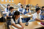 平成28年度体験入学<春日南中学校>【43】