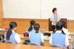 平成28年度体験入学<春日南中学校>【46】