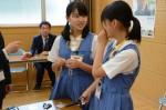 平成28年度体験入学<春日南中学校>【52】