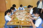 平成28年度体験入学<春日南中学校>【55】