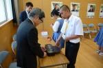 平成28年度体験入学<春日南中学校>【56】