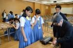 平成28年度体験入学<春日南中学校>【57】