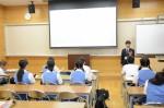 平成28年度体験入学<春日南中学校>【58】