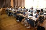 平成28年度体験入学<春日南中学校>【60】