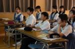 平成28年度体験入学<春日南中学校>【61】