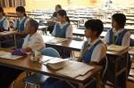 平成28年度体験入学<春日南中学校>【62】