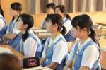 平成28年度体験入学<春日南中学校>【63】