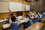 平成28年度体験入学<春日南中学校>【67】
