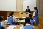 平成28年度体験入学<春日南中学校>【68】