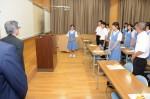 平成28年度体験入学<春日南中学校>【71】