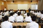 平成28年度体験入学<春日北中学校・筑山中学校>【2】