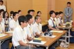 平成28年度体験入学<春日北中学校・筑山中学校>【8】