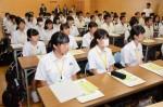 平成28年度体験入学<春日北中学校・筑山中学校>【9】