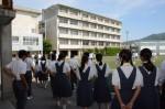 平成28年度体験入学<春日北中学校・筑山中学校>【21】