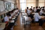 平成28年度体験入学<春日北中学校・筑山中学校>【28】