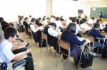 平成28年度体験入学<春日北中学校・筑山中学校>【36】