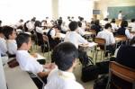 平成28年度体験入学<春日北中学校・筑山中学校>【37】
